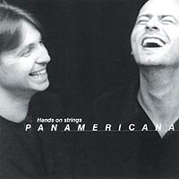 Cover: Hands on Strings - Panamerica
