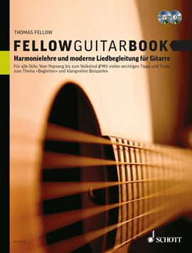 Cover: FellowGuitarBook