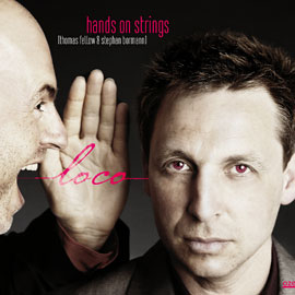 Cover: Hands on Strings - Loco